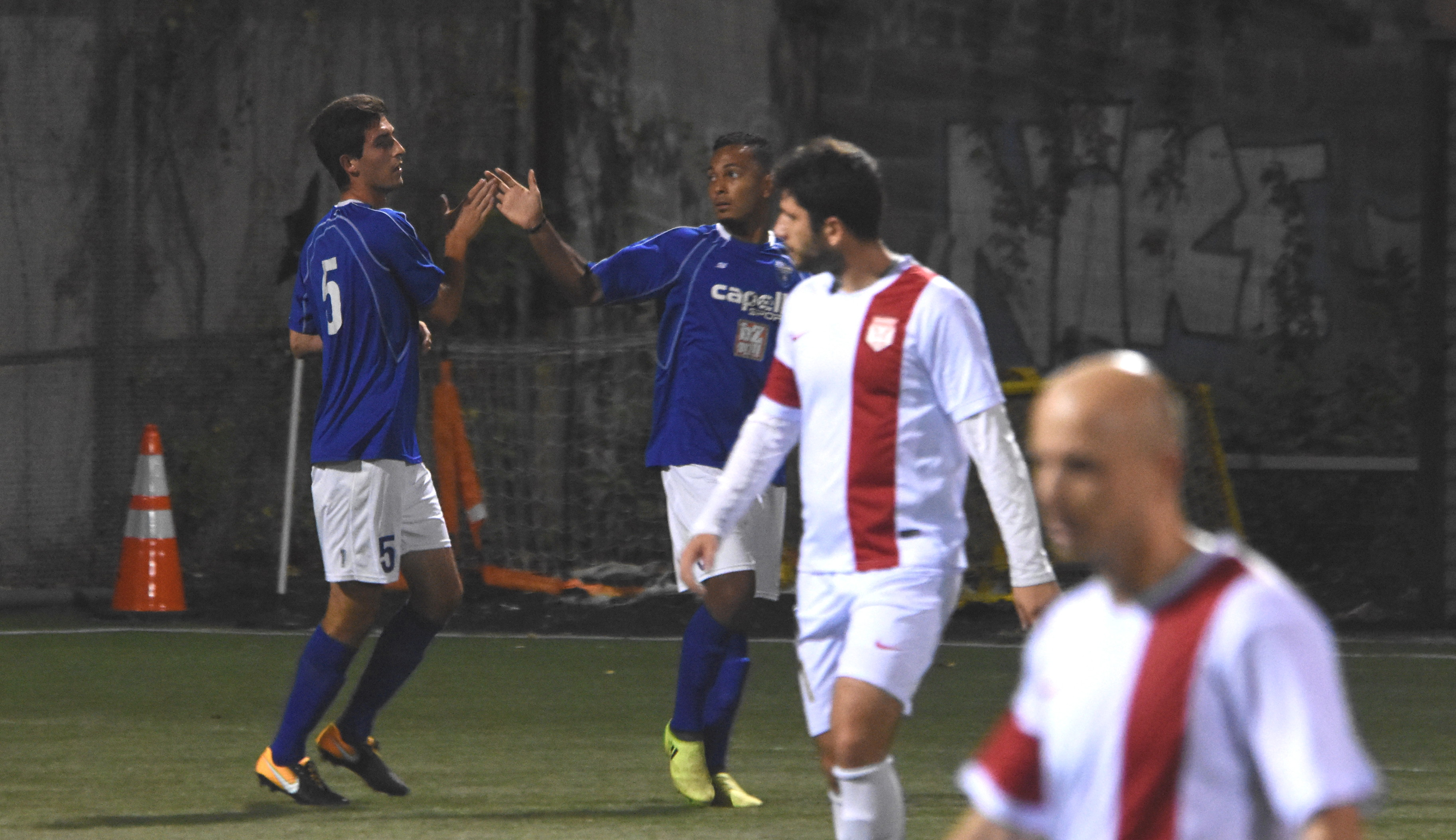 Botte hits four as NY Greeks roll past Serbia 7-0 in Manning Cup first round