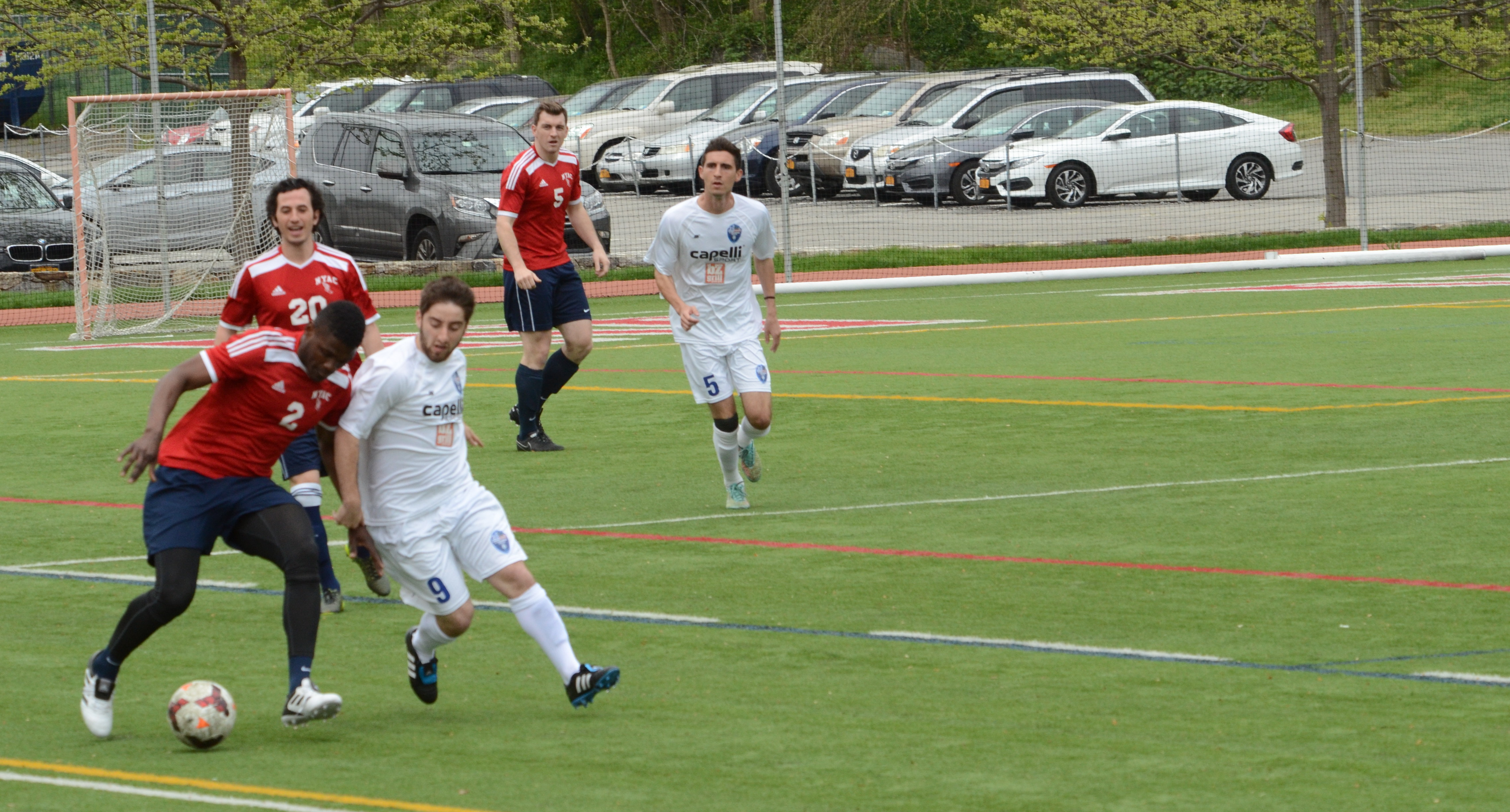 NYAC starts the season with two wins after a rough campaign last year