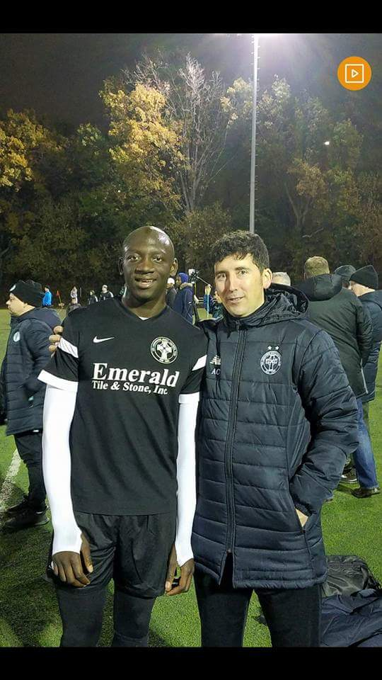 Guirassy talks about his stay in the CSL and of his drive to succeed in the MLS Combine