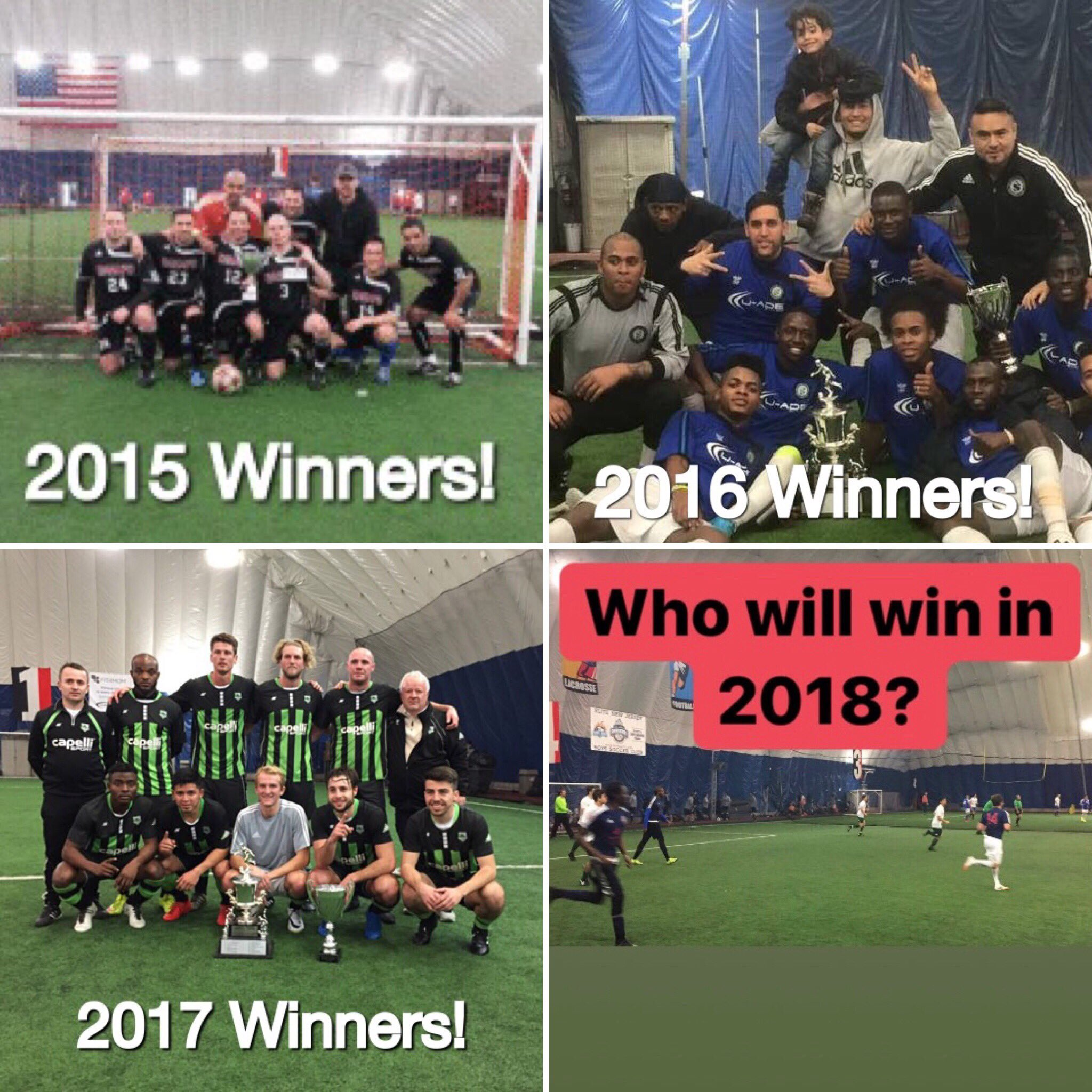 CSL Indoor Tournament Preview
