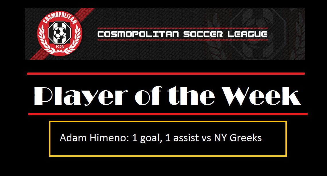 Freedoms midfielder Himeno wins Week 5 Player of the Week